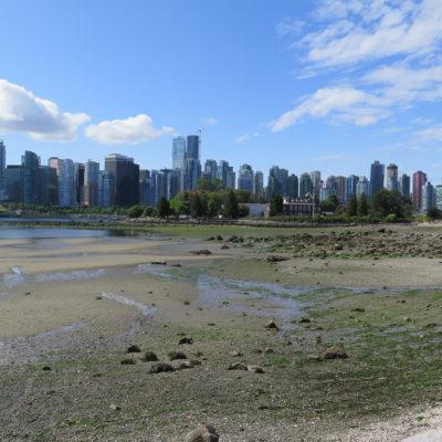 Vancouver in einer Nussschale