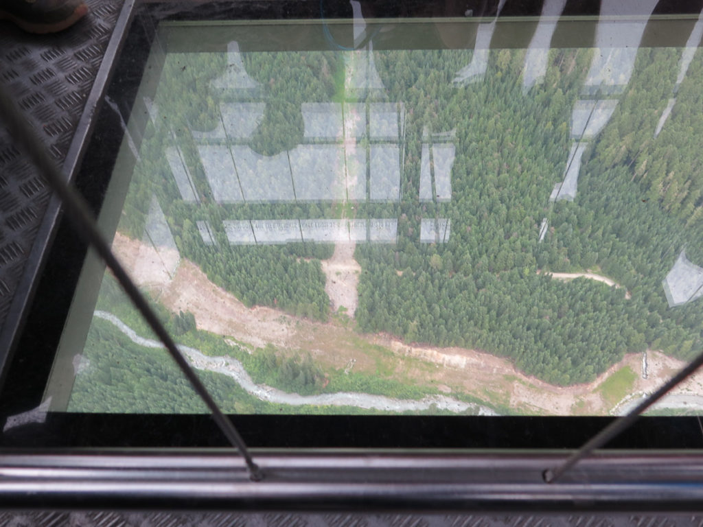 glassbottomcabin Whistler