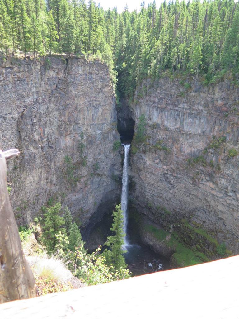 Spahat Falls Wasserfall
