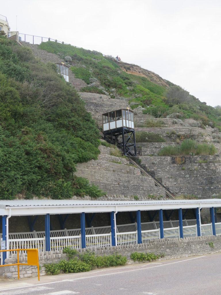 Clifflift in Bournemouth