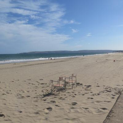 Bournemouth mit Retro Strandgefühl und leckerem Essen