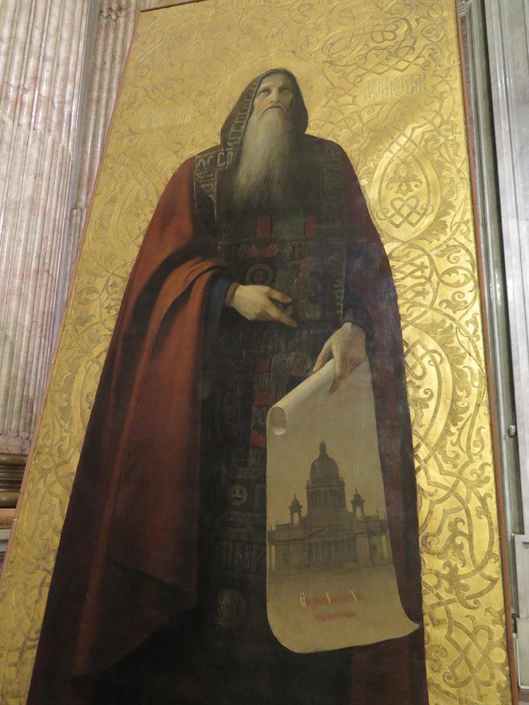 Isaakskathedrale Gemälde