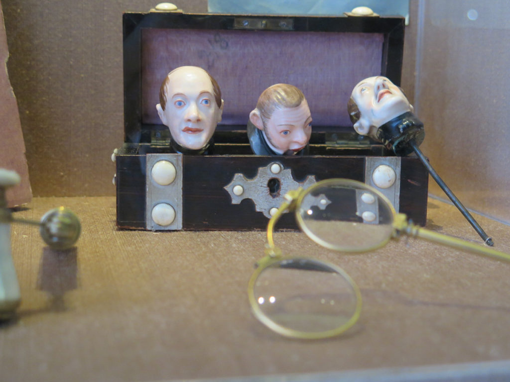 Theatermuseum Exponat