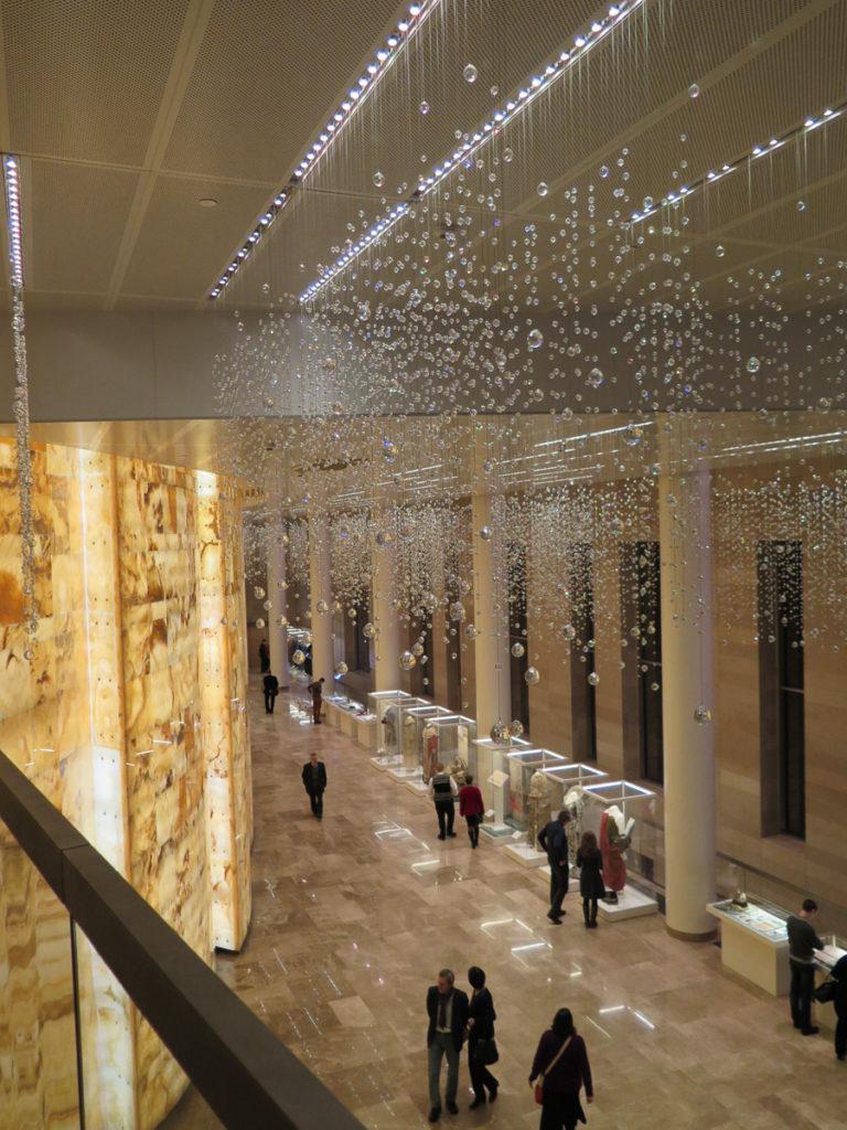 Foyer im Mariinsky II St. Petersburg