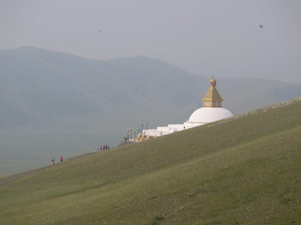 Stupa Kloster Amarbayasgalant