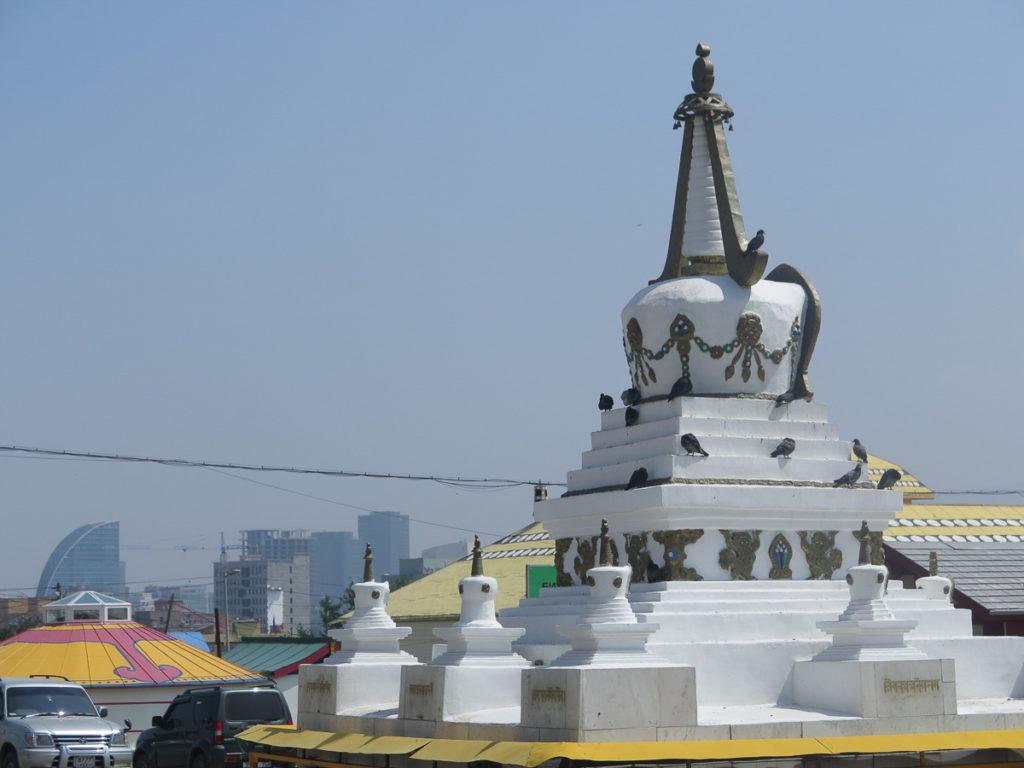 Stupa Gandan Kloster
