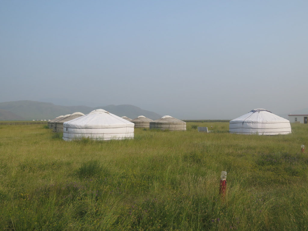 jurtencamp Mongolei