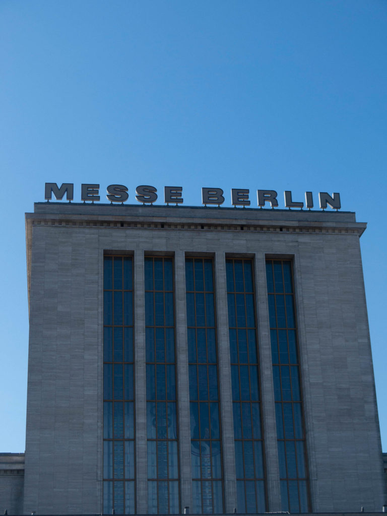 Berlin Messegebäude