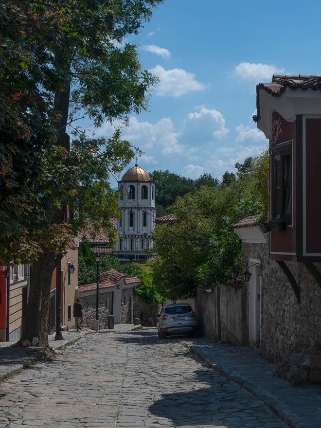 Plovdiv Altstadt Kirche