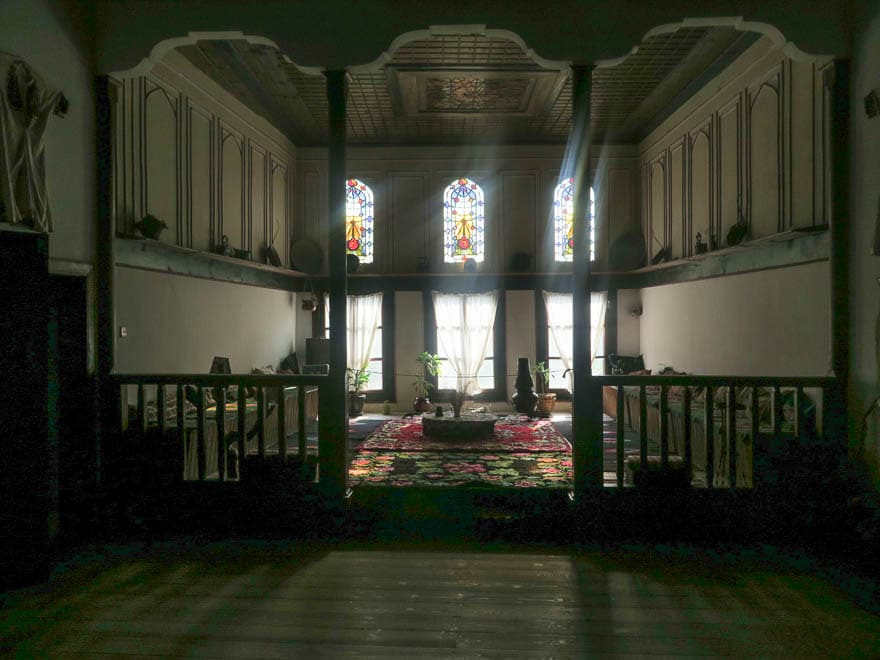 Zimmer im Kordopulova Haus in Melnik