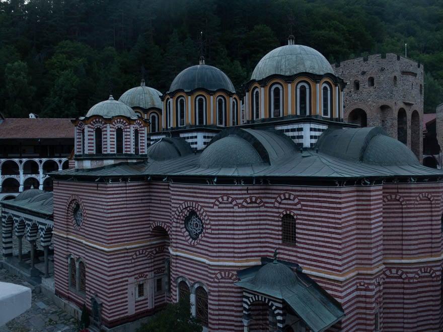 Rila Kloster Sveta Bogoroditsa Kirche