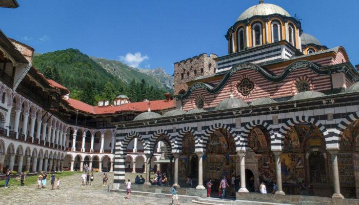 Von Melnik zum großartigen Rila Kloster
