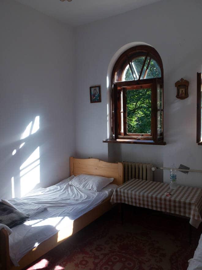 Rila Kloster Gästezimmer