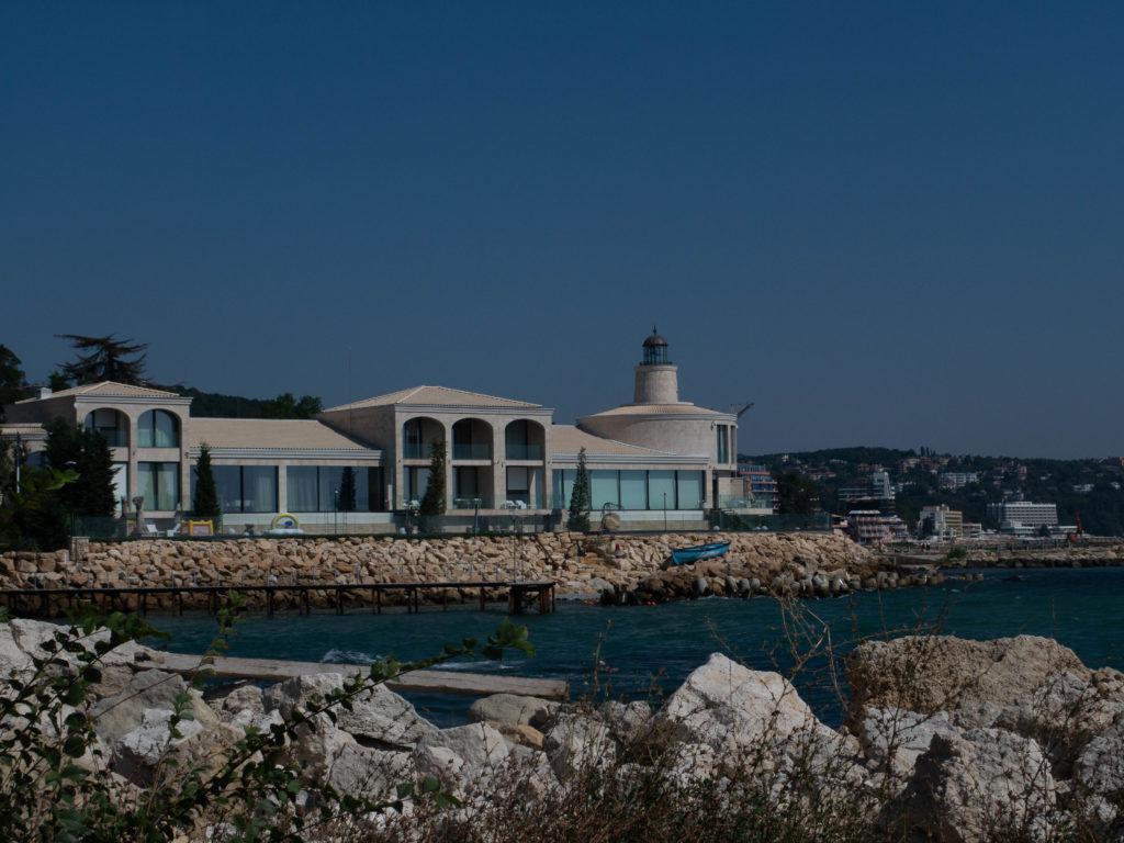 Therme in Sveti Constantin Bulgarien direkt am Schwarzen Meer