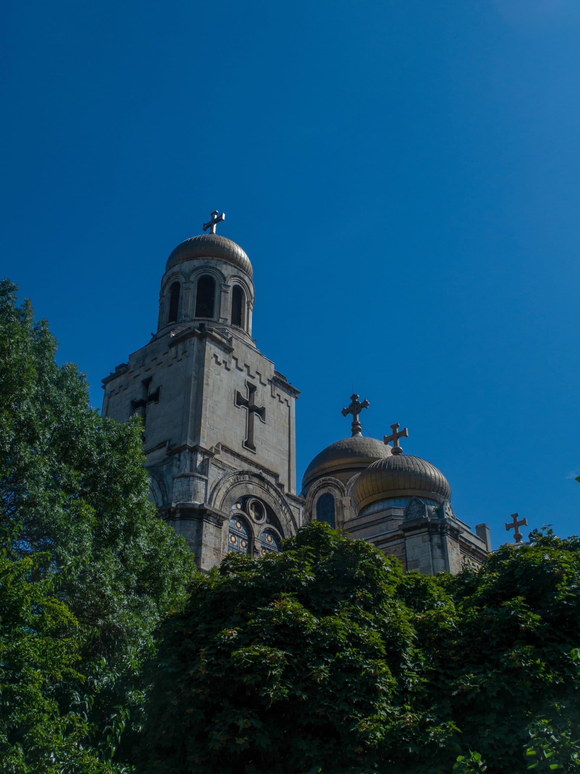 Kathedrale Varna Kuppel