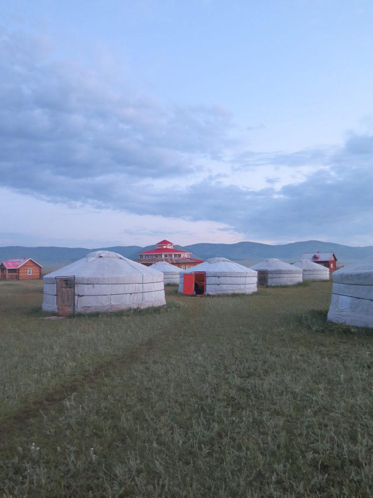 Jurtencamp Mongolei Uraan Uul