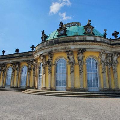 Vielfältiges Potsdam und königliches Sanssouci